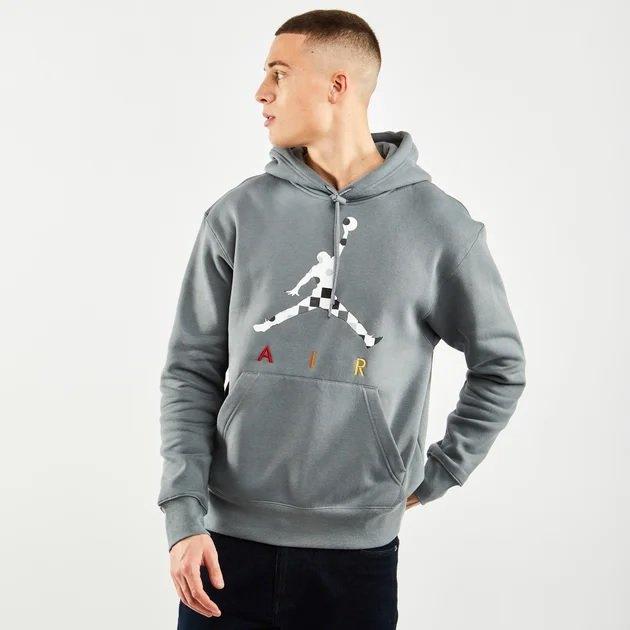 Nike Jordan Legacy 1 AJ3 Graphic Fleece Herren Hoodie für 39,99€ inkl. Versand (statt 55€)