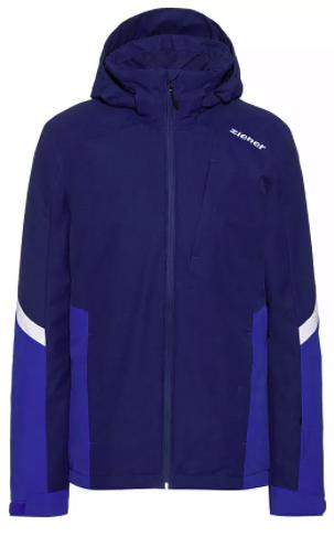 """Ziener """"Pendo"""" Herren Skijacke in blau für 141,95€ inkl. Versand (statt 163€)"""
