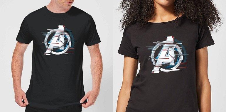 Marvel Avengers Endgame Logo T-Shirt