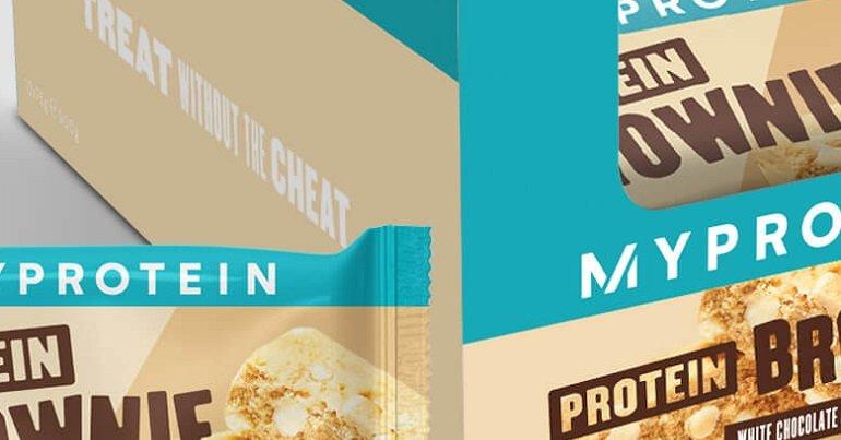 MyProtein 45% auf Proteine