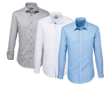 Nobel League Selection Herren Businesshemden (viele Modelle) ab 9,99€