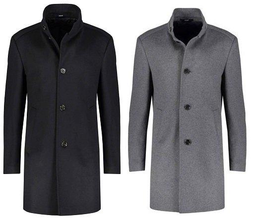 JOOP! Maron Herren Kaschmir-Wollmantel in diversen Farben für je 181,70€ (statt 250€)