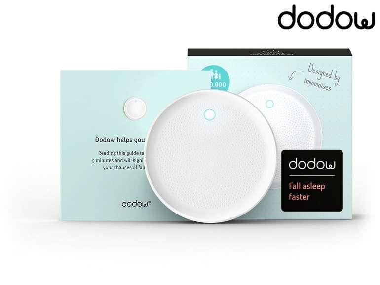 Dodow Sleep Aid Einschlafhilfe für 35,90€ inkl. Versand (statt 50€)