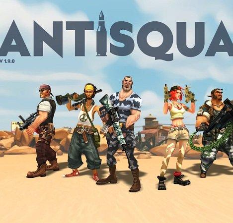 """Spiel """"Antisquad"""" für Windows, Mac und Linux gratis bei Indiegala (statt ca. 6€)"""