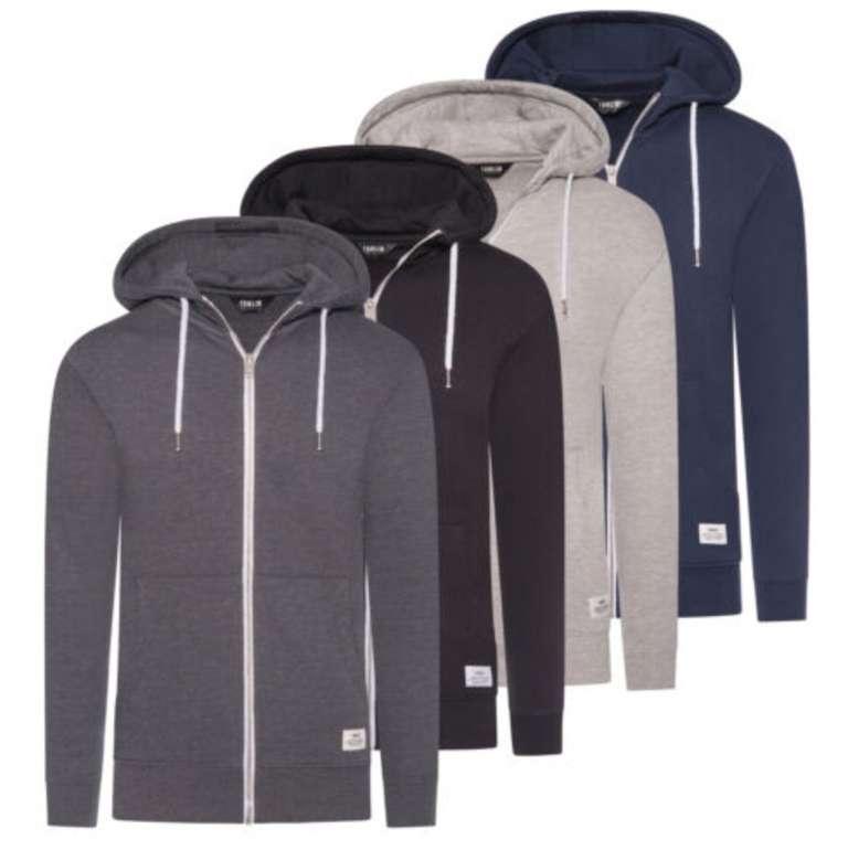 !Solid Herren Zip Kapuzenjacken in verschiedenen Farben (Größe S-XXL) für je 17,95€
