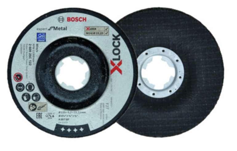 Bosch Professional Schruppscheibe Expert für Metall (5 Stück) für 12,92€inkl. Versand (statt 21€)