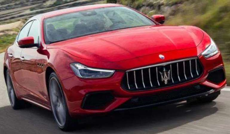 Privat Leasing: Maserati Ghibli Hybrid GranSport FENICE 2.0 mit 330 PS für 783€ mtl. (LF: 0,63)