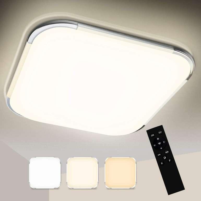 Vingo LED Deckenlampen um 65% reduziert z.B. 18 Watt (Warm- und Kaltweiß) für 19,24€ inkl. Versand (statt 55€)
