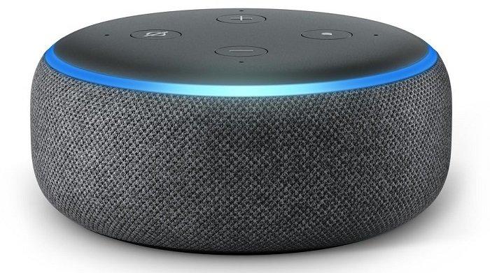 2x Amazon Echo Dot (3. Generation) für 69€ inkl. Versand (statt 77€)