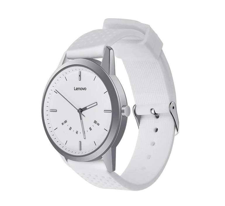 Lenovo Watch 9 – Uhr mit integriertem Fitnesstracker für 14,87€ inkl. Versand (statt 26€)