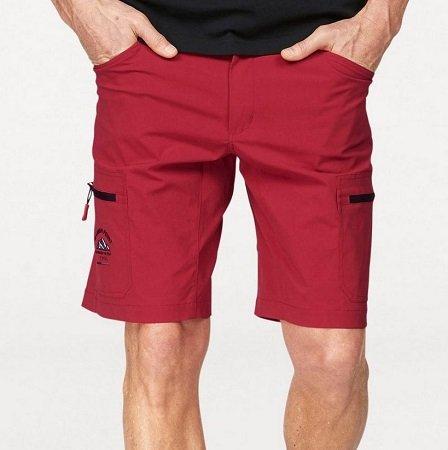 Man's World Shorts in Rot ab 16,19€ inkl. VSK (statt 26€)
