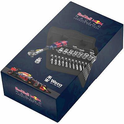 Wera Red Bull Racing Edition Zyklop 28-teiliger Speed-Knarrensatz für 71,91€ inkl. VSK
