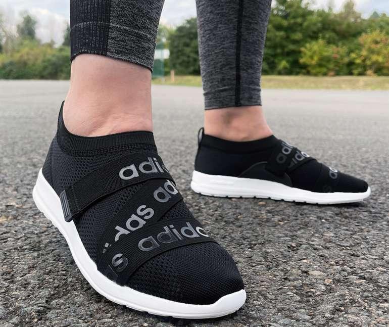 adidas Khoe Adapt X Damen Laufschuh in Schwarz für 28,99€inkl. Versand (statt 40€)