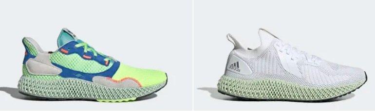 adidas 4D Sneaker