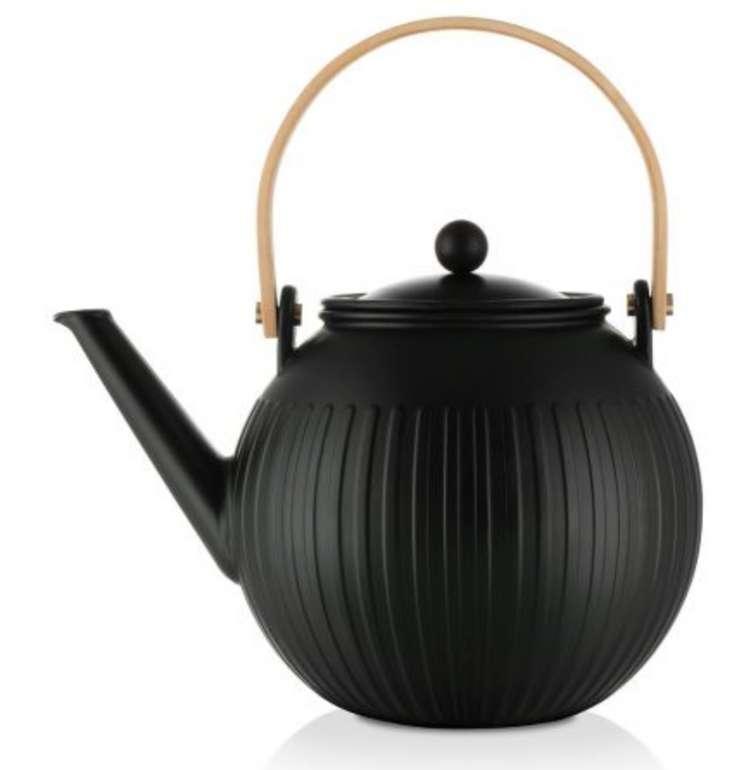 Bodum Douro Teekanne mit 1,5 Liter in schwarz für 39,95€ inkl. Versand (statt 64€)