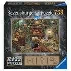5€ Rabatt ab 20€ bei Ravensburger eBay, z.B. 2x EXIT Puzzle Hexenküche für 15,68€