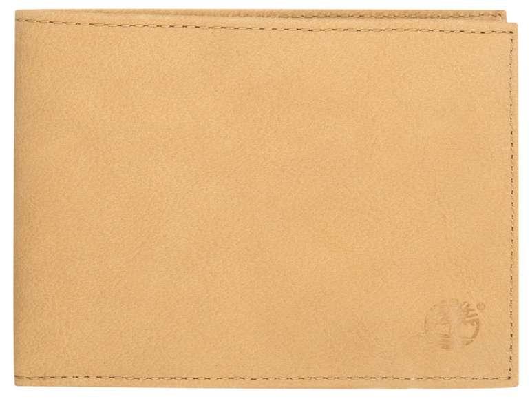 Timberland Bifold Leder Brieftasche in Gelb für 26,94€inkl. Versand (statt 45€)