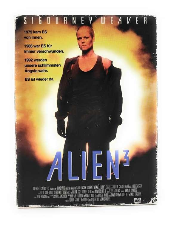 Alien 3 limitierte Tape Edition (Blu-ray) für 11,89€ inkl. Versand (statt 17€)