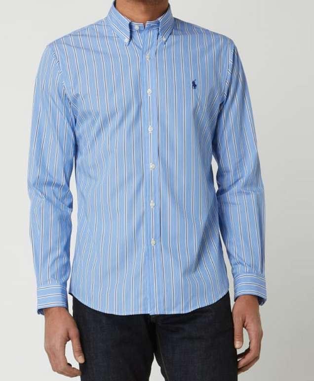 Polo Ralph Lauren Slim Fit Freizeithemd Bleu für 59,99€ inkl. Versand (statt 80€)