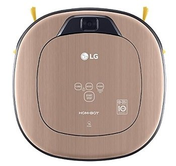 LG Staubsaugerroboter LG VRD 830 MGPCM für 317,70€ inkl. Versand (statt 339€)