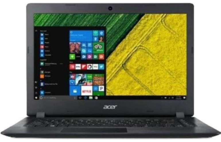 Acer Aspire 1 N5000 - 14″ Full-HD Notebook (4GB RAM + 64GB) für 133€ (B-Ware)