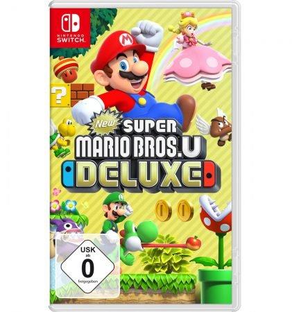 New Super Mario Bros U: Deluxe (Switch) für 37€ zzgl. Versand (statt 48€)