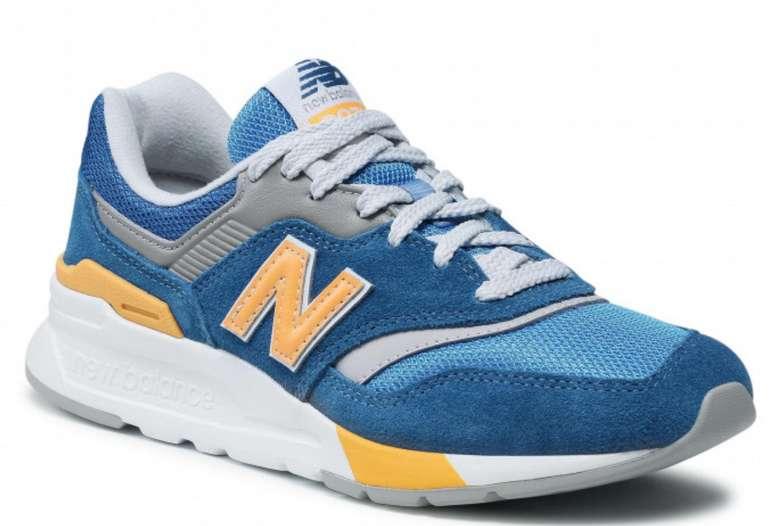 New Balance CW997HVB Damen Schuhe in Blau für 50€ inkl. Versand (statt 65€)