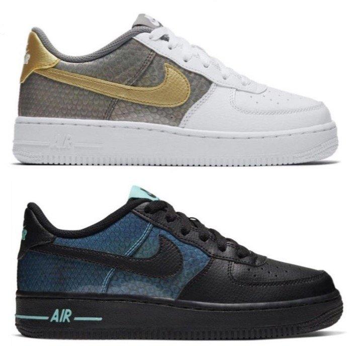 Nike Air Force 1 SE Teenager Sneaker in zwei Colourways für je 59,99€ inkl. Versand (statt 74€) - Größe 36-39!
