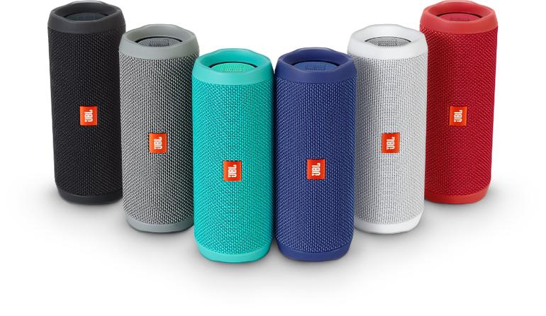 JBL Flip 4 Bluetooth-Lautsprecher für 53,99€ inkl. Versand (generalüberholt)
