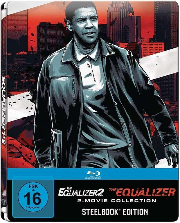 The Equalizer 2 + The Equalizer (2-Movie Collection) auf Blu-ray für 9,99€ inkl. Versand (statt 18€)