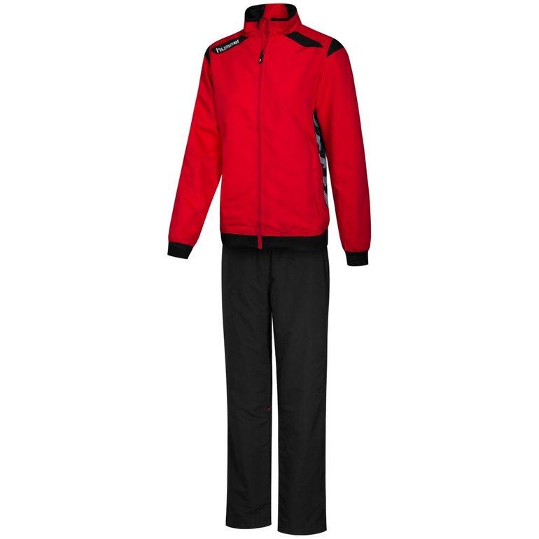 Hummel Damen Trainingsanzüge für je 14,99€ (zzgl. 3,95€ Versandkosten)