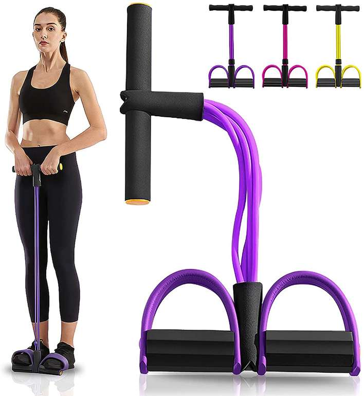 Gracosy Bauchtrainer bzw. Fitnessband Expander für 10,68€ (statt 18€) - Prime!