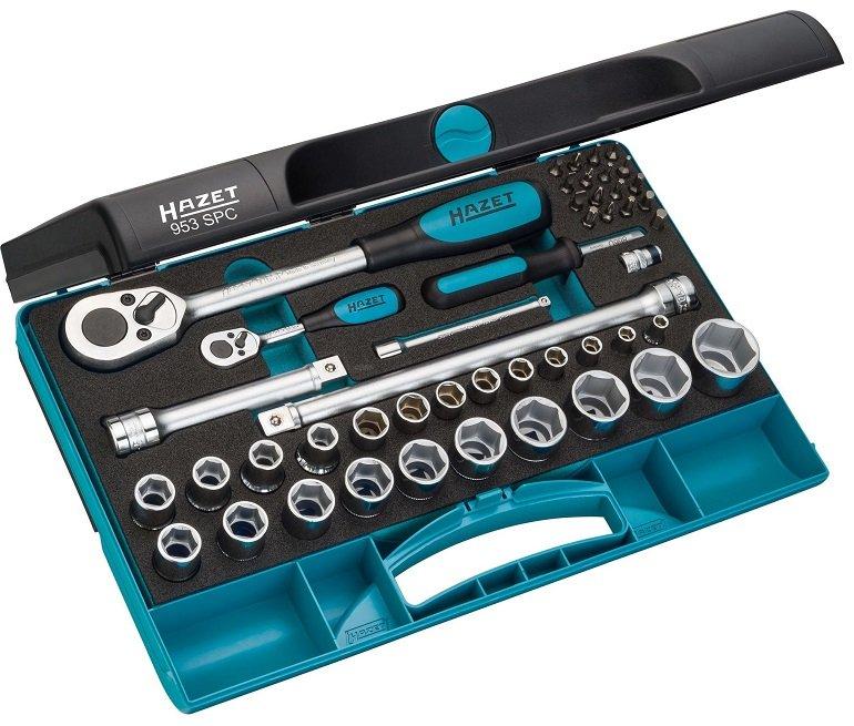15% Rabatt auf alles bei Zoro-Tools - z.B. HAZET Steckschlüssel-Satz 47-teilig für 146,85€ (statt 173€)