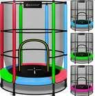 Kesser® Trampolin Kindertrampolin mit Netz 140cm für 71,99€inkl. Versand (statt 110€)