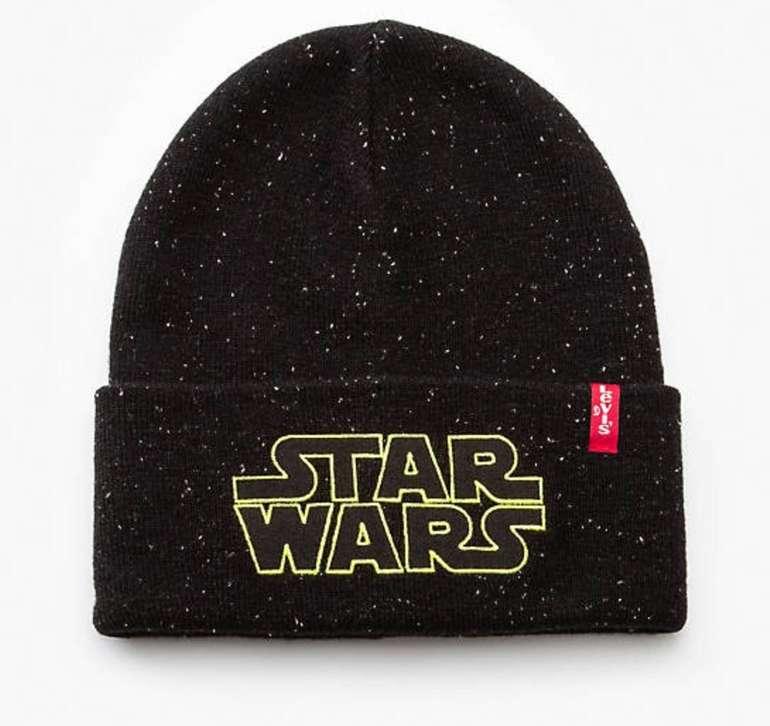 30% Rabatt auf alles im Levi's Shop - Damen, Herren & Kindermode - z.B. X Star Wars Beanie für 17,47€