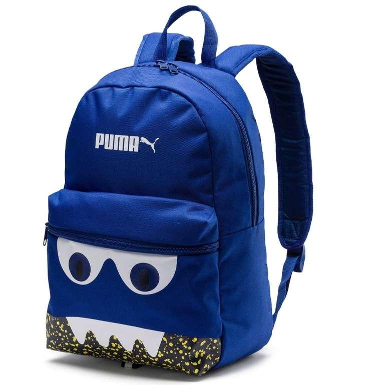 """Puma Kinder Rucksack """"Monster"""" in 2 Farben für je 10,87€ inkl. Versand (statt 19€)"""