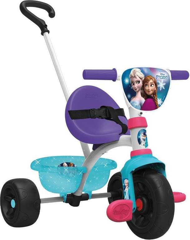 Smoby Dreirad Frozen Be Move für 24,33€ inkl. Versand (statt 40€)