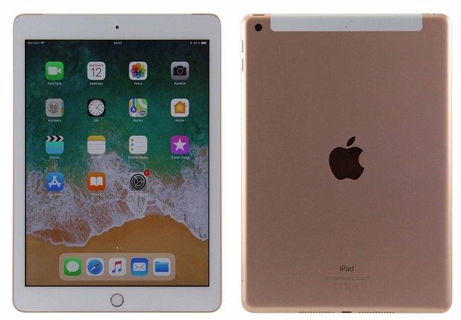 """Apple iPad 2018 (32GB + WLAN) für 272,70€ inkl. VSK - Zustand: """"Wie neu"""""""