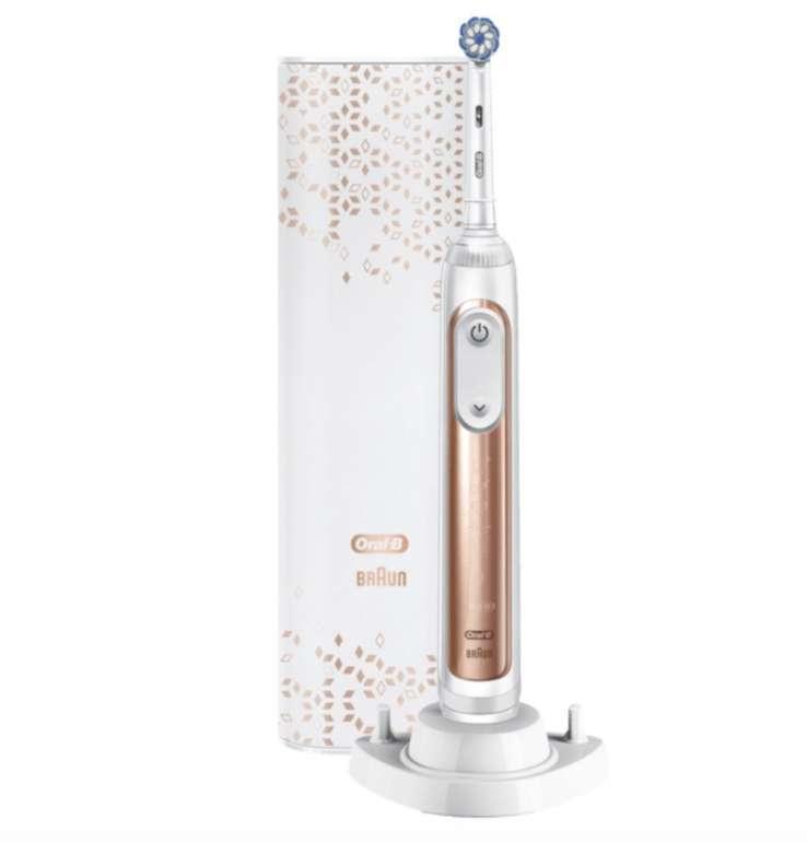 Oral-B Genius X 20100S elektrische Akku-Zahnbürste für 119€ inkl. Versand (statt 136€)