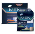 TENA Men und Lady Produktproben für jede Lebenslage kostenlos bestellen