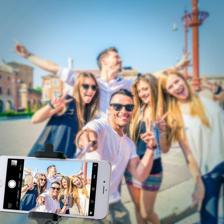 Mpow iSnap Selfie Stick nur 6,99€ inkl. Versand (statt 10€) @Prime