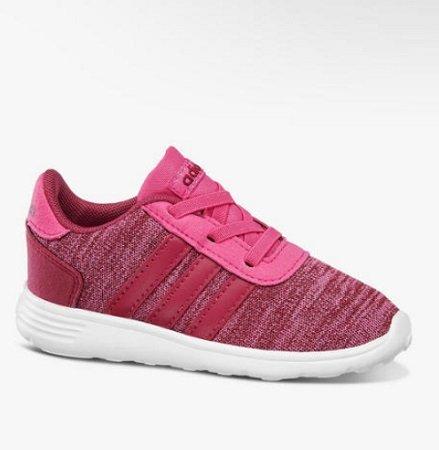 adidas Kinder Lite Racer Sneaker für 22,90€ inkl. VSK (statt 30€)