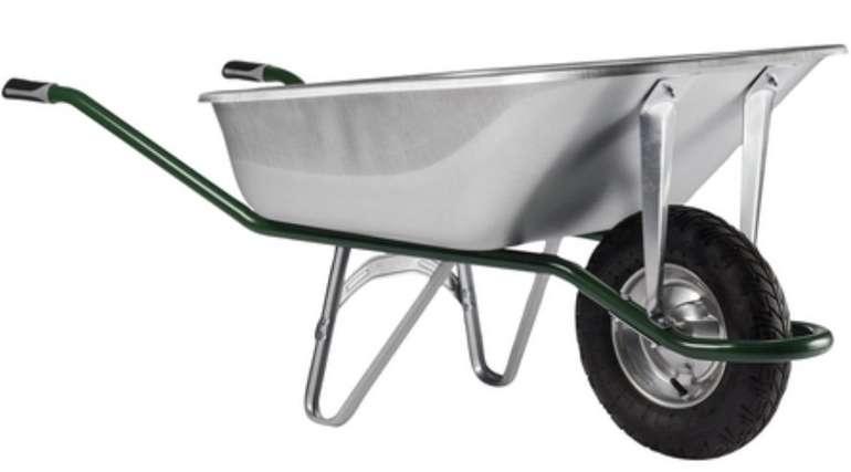Hæmmerlin Pro Select Expert Schubkarre (Stahl, 160 Liter, Luftrad) für 228,95€ inkl. Versand (statt 289€)