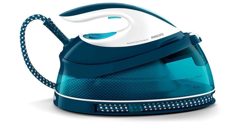 Philips GC7830/20 PerfectCare Compact Dampfbügelstation ab 64,99€ (B-Ware)
