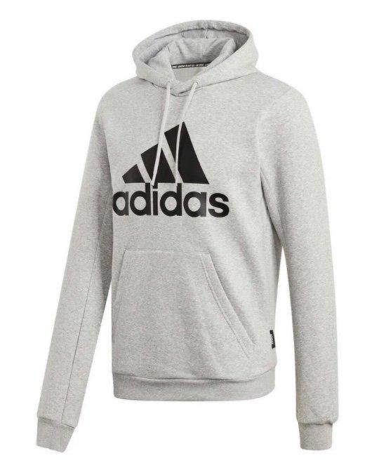 "Adidas Herren Sweatshirt ""Badge of Sport"" in grau für 35,94€ inkl. Versand (statt 44€)"