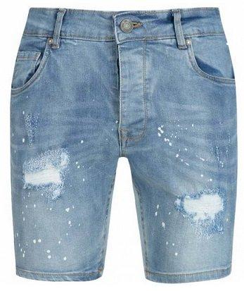 Brave Soul Denim Herren Jeans Shorts (Rally, Bratby, Jack, Stonem) für 16,07€