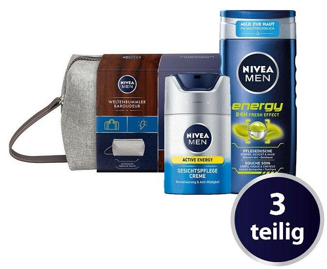 4 verschiedene NIVEA Geschenksets für je nur 13,99€ (statt 16€)