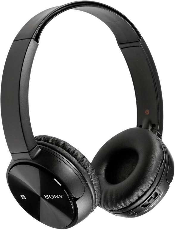 Sony MDR-ZX330BT Kopfhörer mit Bluetooth für 34,99€ inkl. Versand (statt 53€)