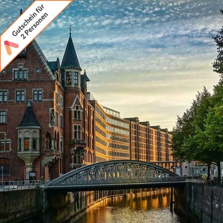 Hamburg erleben: ÜN im A&O Hotel für 2 Personen inkl. Frühstück ab 39,98€