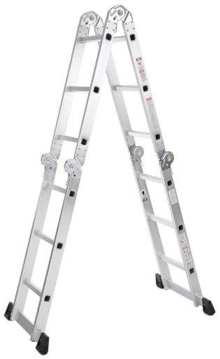 iKayaa 7 in 1 Multifunktions-Leiter aus Aluminium für 41€ inkl. Versand